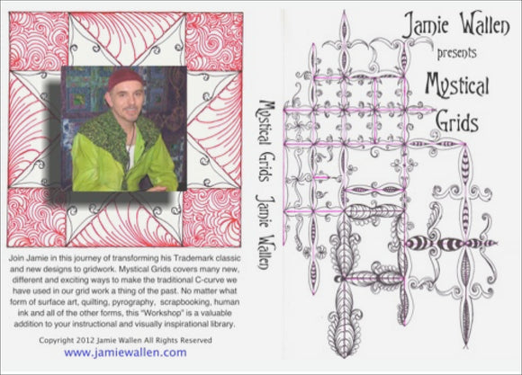 Mystical Grids Workshop Dvd Workshops
