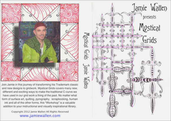 Mystical Grids Dvd Digital Download Workshops