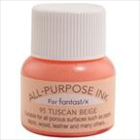 Tsukineko All Purpose Tuscan Beige 095 Thread Art Supplies
