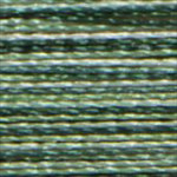 Isacord Variegated 1000M-Shades Of Grass Thread