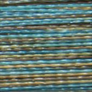 Isacord Variegated 1000M-Egyptian Turquoise Thread