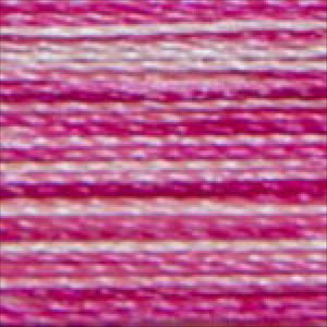 Isacord Variegated 1000M-Rasberries & Cream Thread