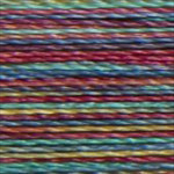 Isacord Variegated 1000M-Rainbow Thread