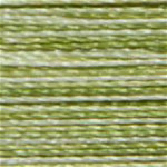 Isacord Variegated 1000M-Limeade Thread