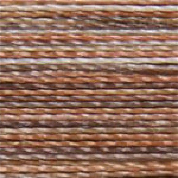 Isacord Variegated 1000M-Bark Thread