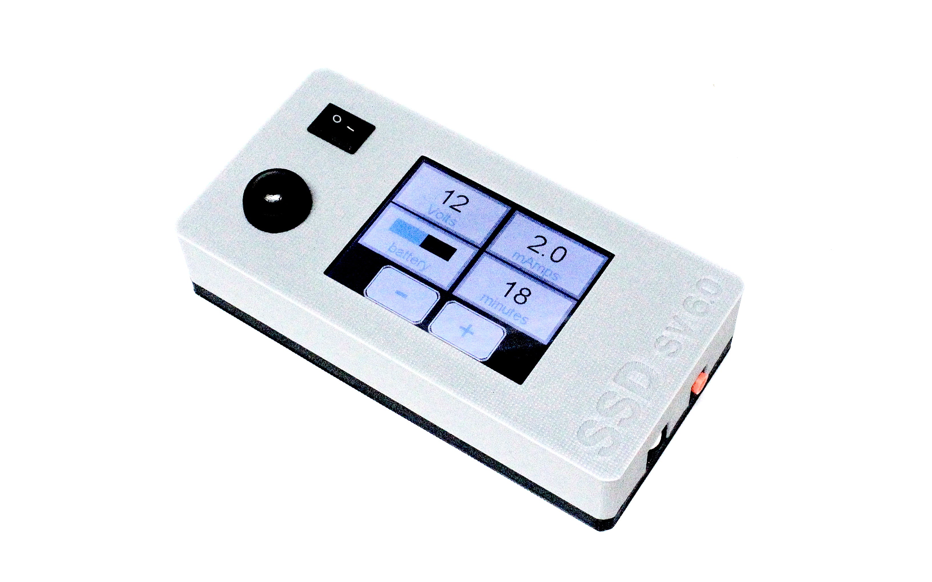 Super Specific Devices tDCS Device 6.0 Touchscreen