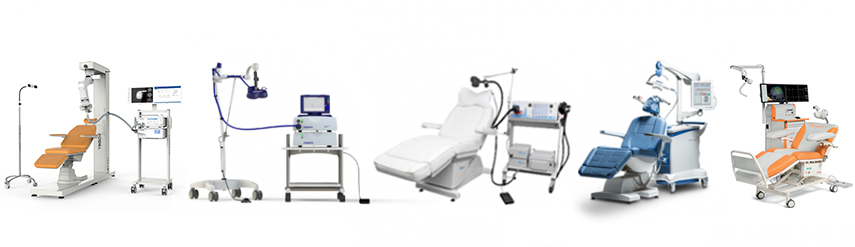 Common TMS Devices available