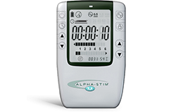 Alpha Stim M CES device product image