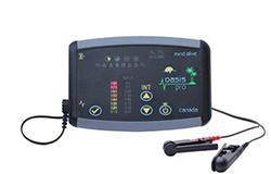 MindAlive Oasis Pro CES device product image