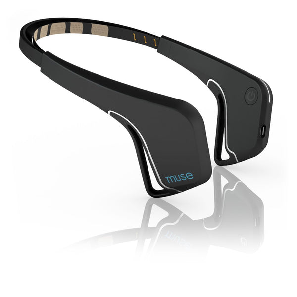 Muse: the brain sensing headband - Caputron