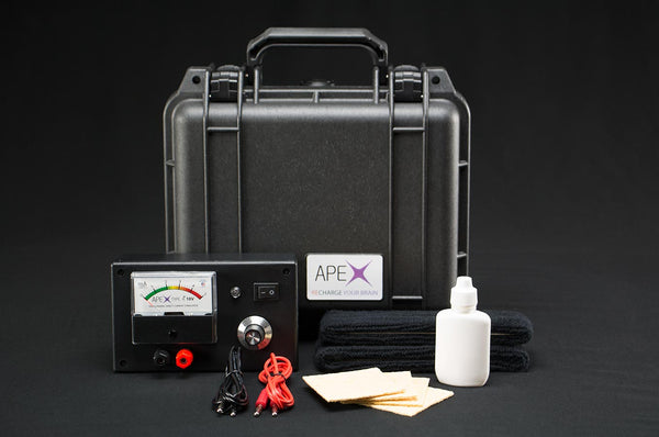 Apex 18V tDCS Device Ultimate Bundle Starter Kit with Travel Case