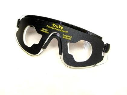 Tru-Vu Omniscreen™ Eyeset with View Holes