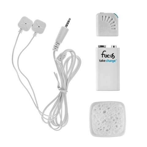 Focus Go Flow Pro tDCS Device Cable and Electrode Kit