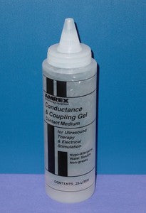 ULTRASOUND COUPLING & CONDUCTANCE GEL - Caputron