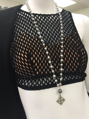 "The 36"" Large Pearl Necklace"