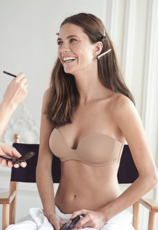 Inspiration Multi Postion Strapless Bra