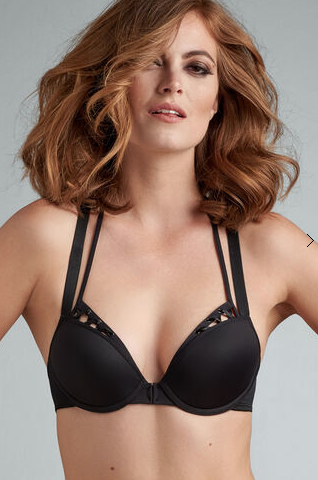 Angel of Harlem Push Up Bra