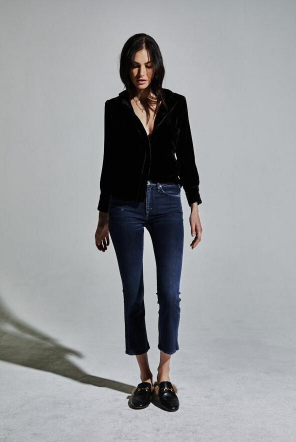 mcguire denim cropped gainsbourg