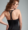 Angel of Harlem Plunge Balcony Corset