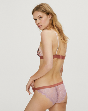 Wild Rose Lace Panty