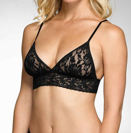 Signature Lace Padded Bralet