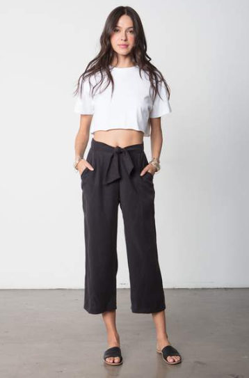 The Box Tie Pants