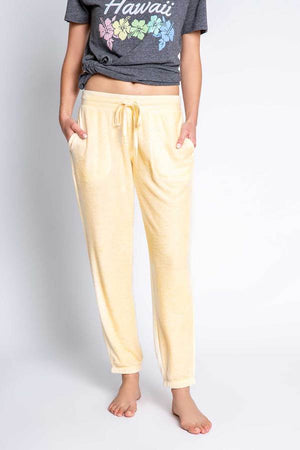 Beach Bound Terry Crop Pant