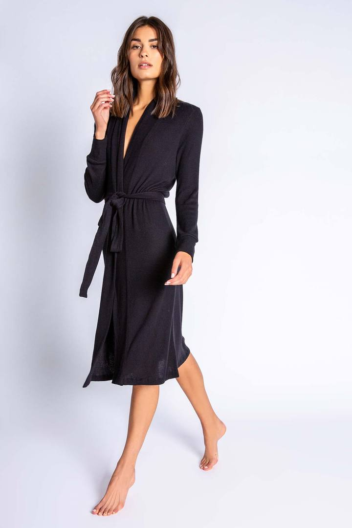The Amazing Textured Basic Robe