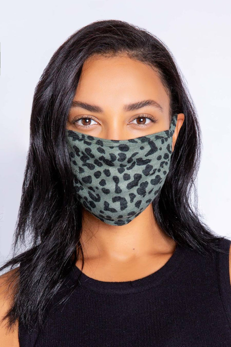 Running Wild Face Mask