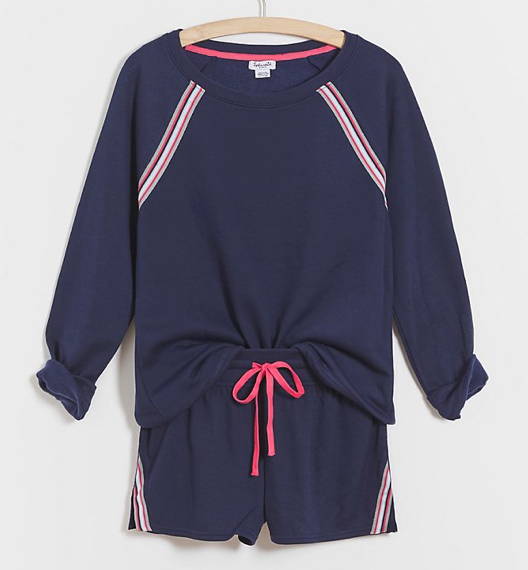 Hanna Long Sleeve Pull Over