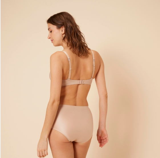 Inspiration Non-Molded Multi position Bra