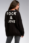 Rock and Love Cocoon Cardigan