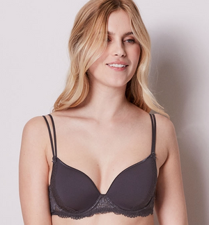 Promesse 3D T-Shirt Bra With Lace