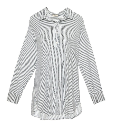 Nordic Stripes Boyfriend Sleepshirt