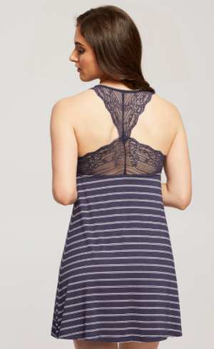 Scalloped Lace Chemise