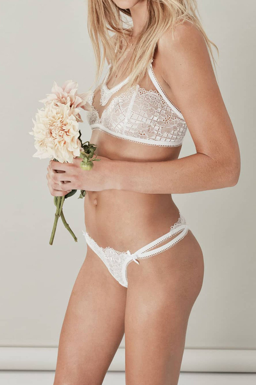 For Love and Lemons Daffodil Cami Bralette