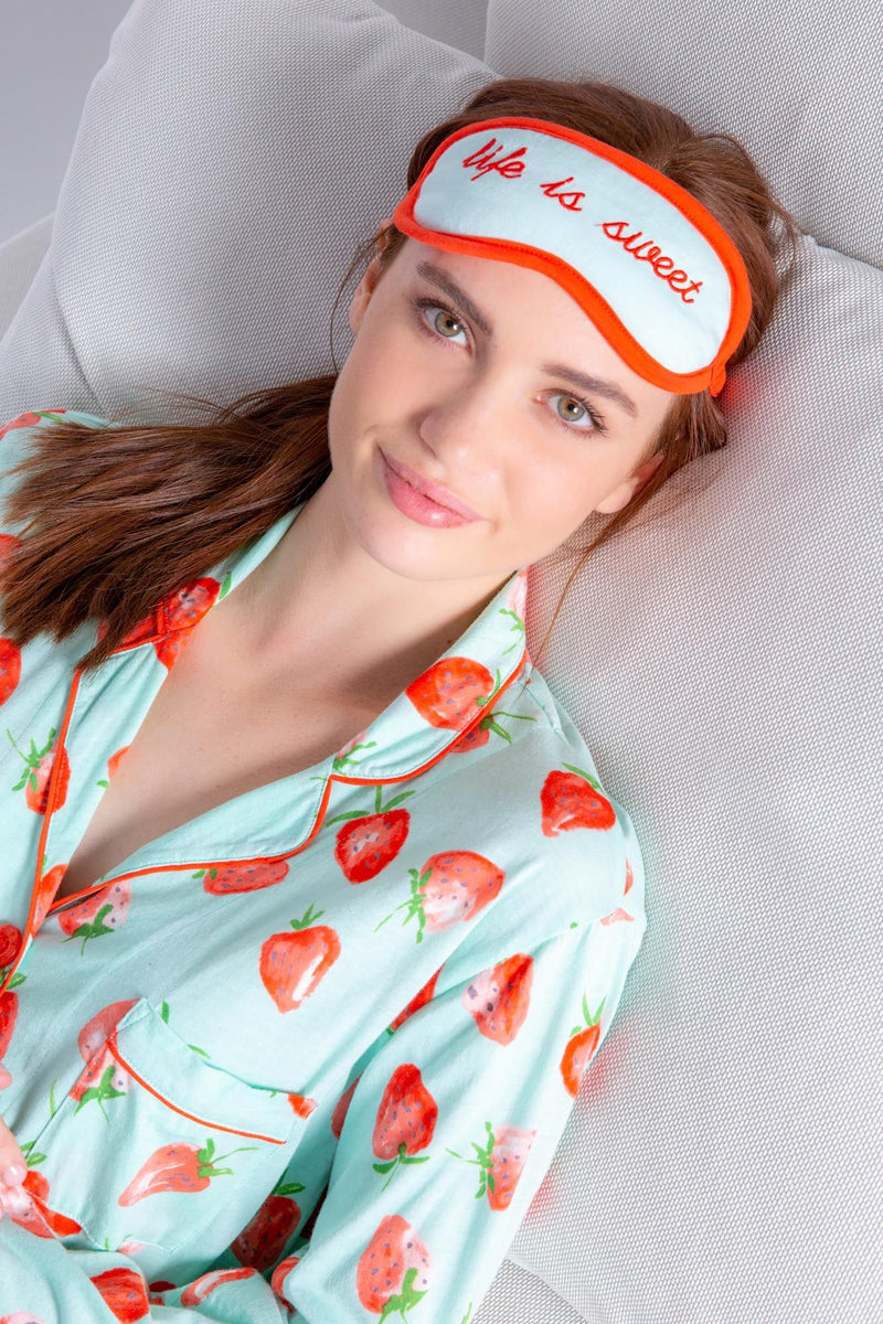 Strawberry Fields Forever PJ Set
