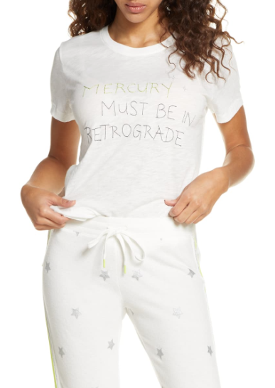Neon Pop Retrograde Tee