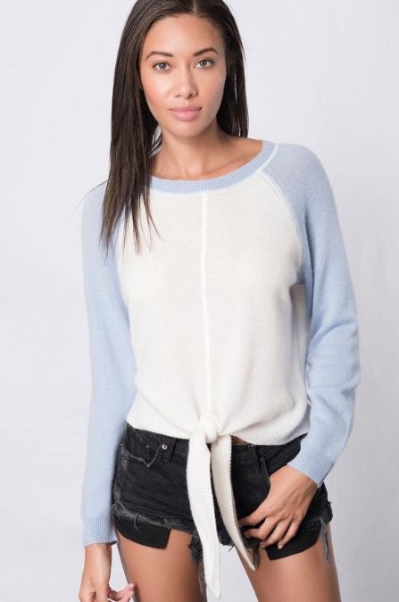Cashmere Shannon Sweater