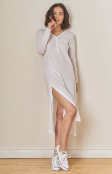 Organic Cotton Night Dress