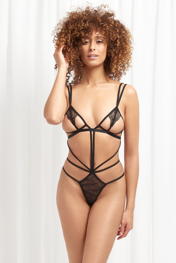 Emerson Strappy Body