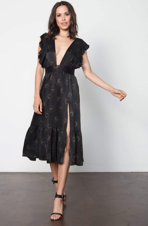The Jessie Midlight Moon Dress