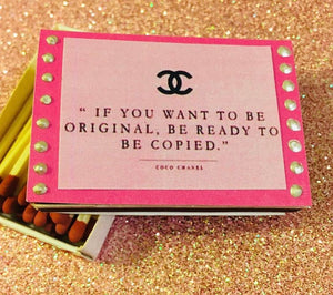 Coco Trio Matchbooks