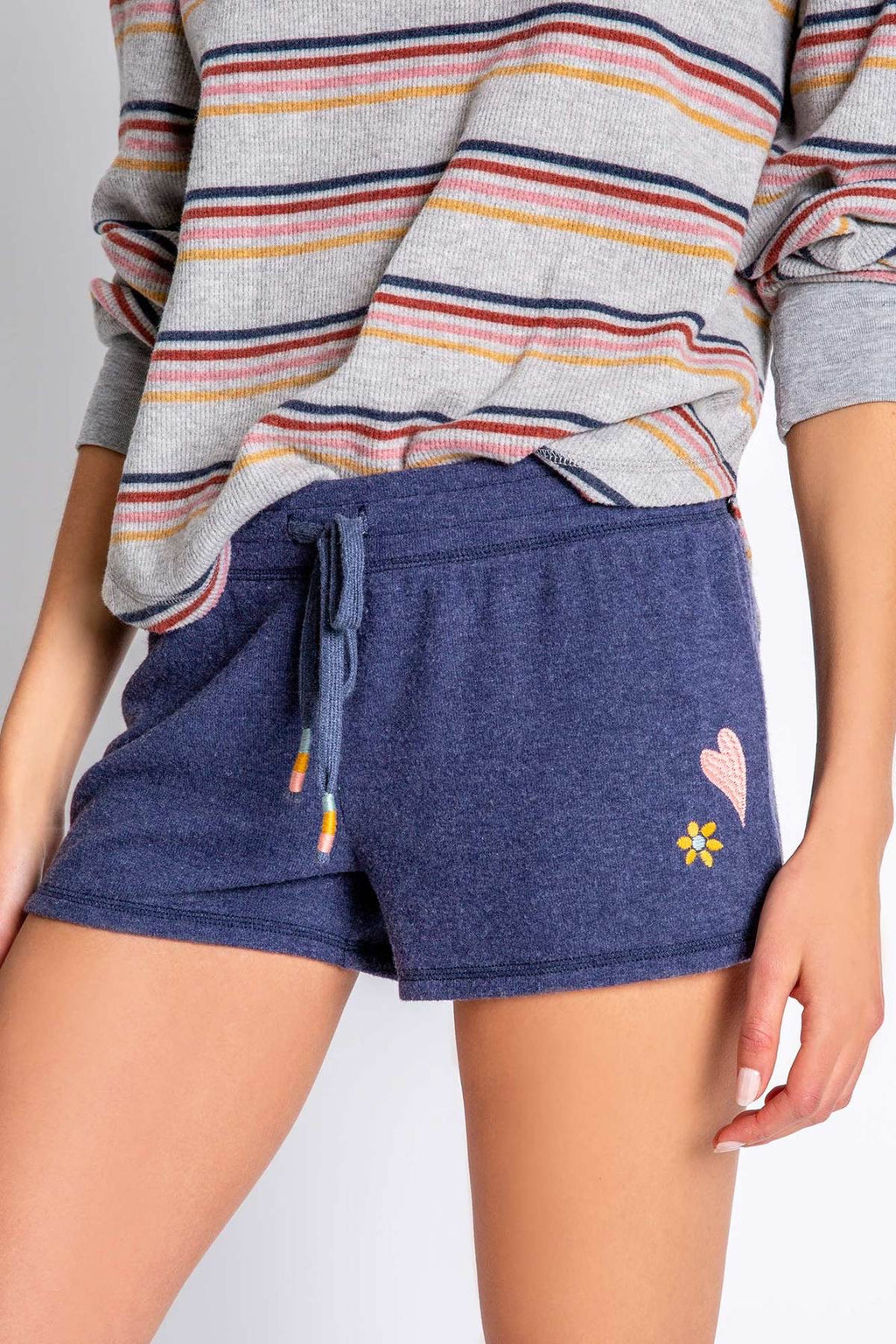 Retro revival short