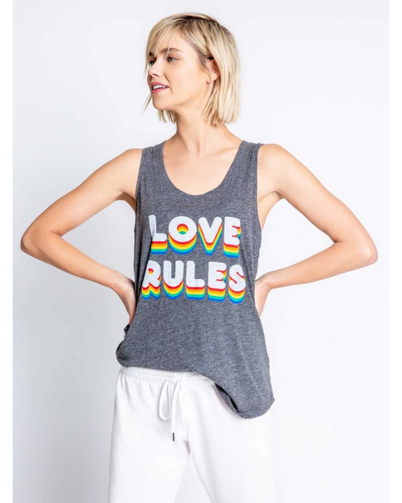Luv Rules Tank