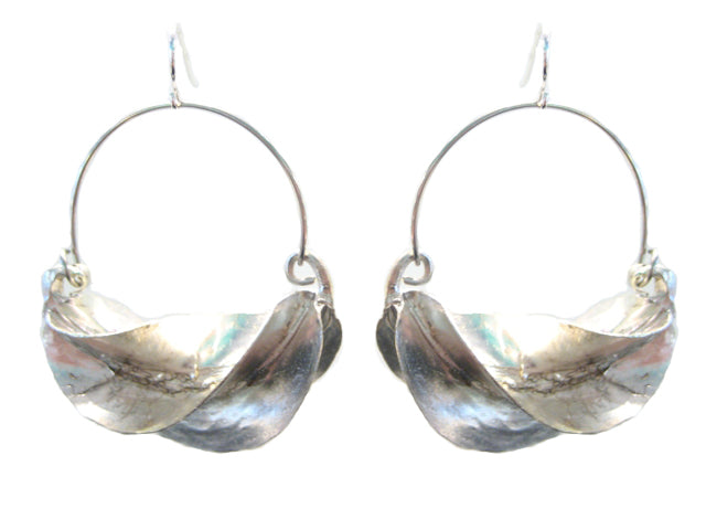 Silver Fulani Earrings