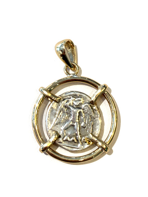 Treasure Coin Pendant