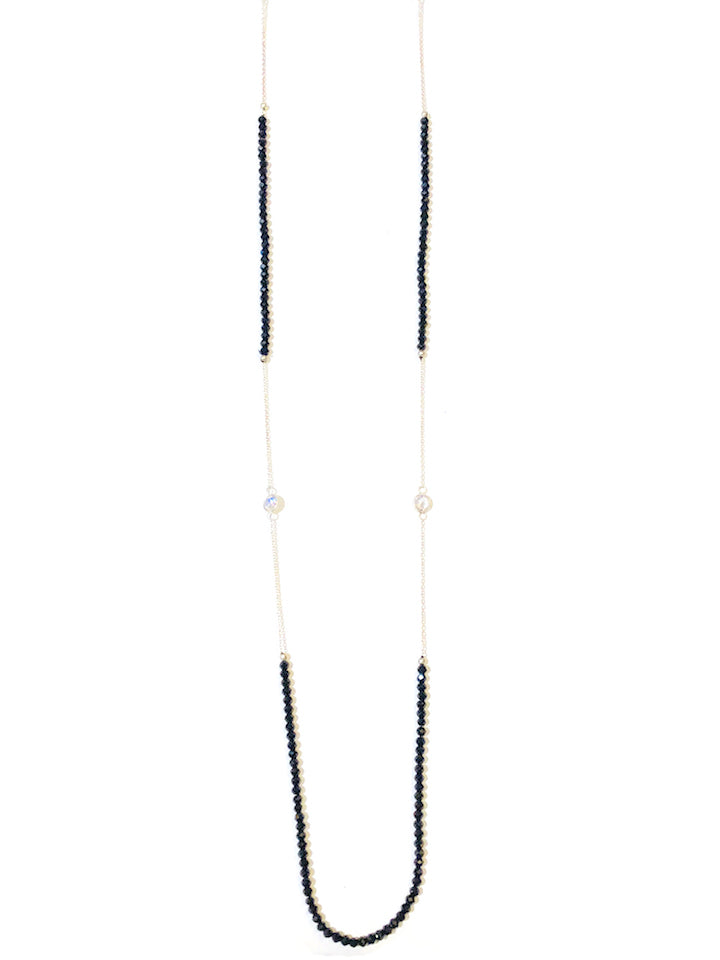 "32"" Spinnel Necklace"
