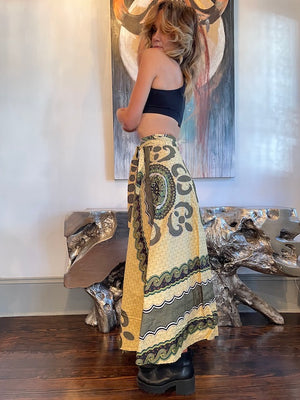 Kenyan Wrap Skirt