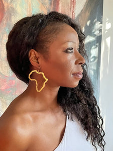 Africa Motherland Earrings